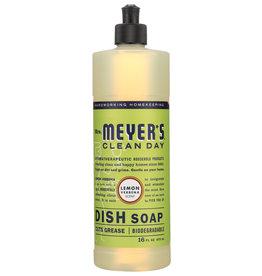 MRS MEYERS CLEAN DAY SOAP DISH LIQ LMN VERBENA 16 OZ