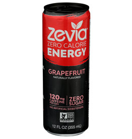 ZEVIA ZEVIA ENERGY GRPFRT ZRO CAL 12 OZ