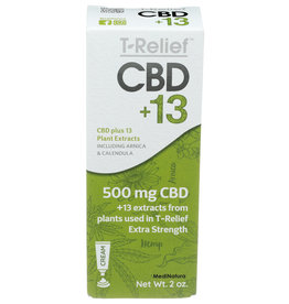 T-Relief CBD 13 500mg CBD Cream