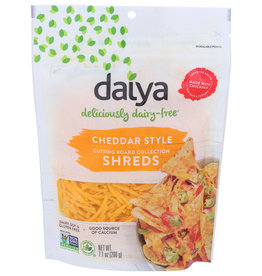 DAIYA Daiya Shredded CHDDR 7.1 OZ