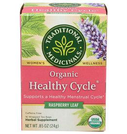 TRADITIONAL MEDICINALS TEA HEALTHY CYCLE 16 BG