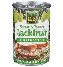 NATIVE FOREST JACKFRUIT ORG 14 OZ