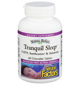 Stress-Relax Tranquil Sleep Chewable 60/TAB