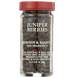 MORTON & BASSETT JUNIPER BERRY 1.3 OZ