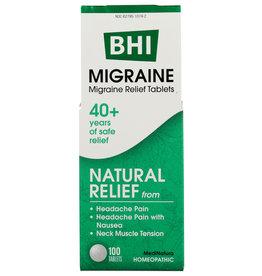 BHI Migraine 100 Tablets