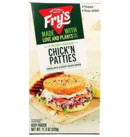 Frys Patties Chickn