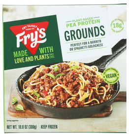 Frys Grounds Pea Protein