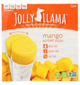 JOLLY LLAMA SORBET 4SQZUP MANGO 12 FO