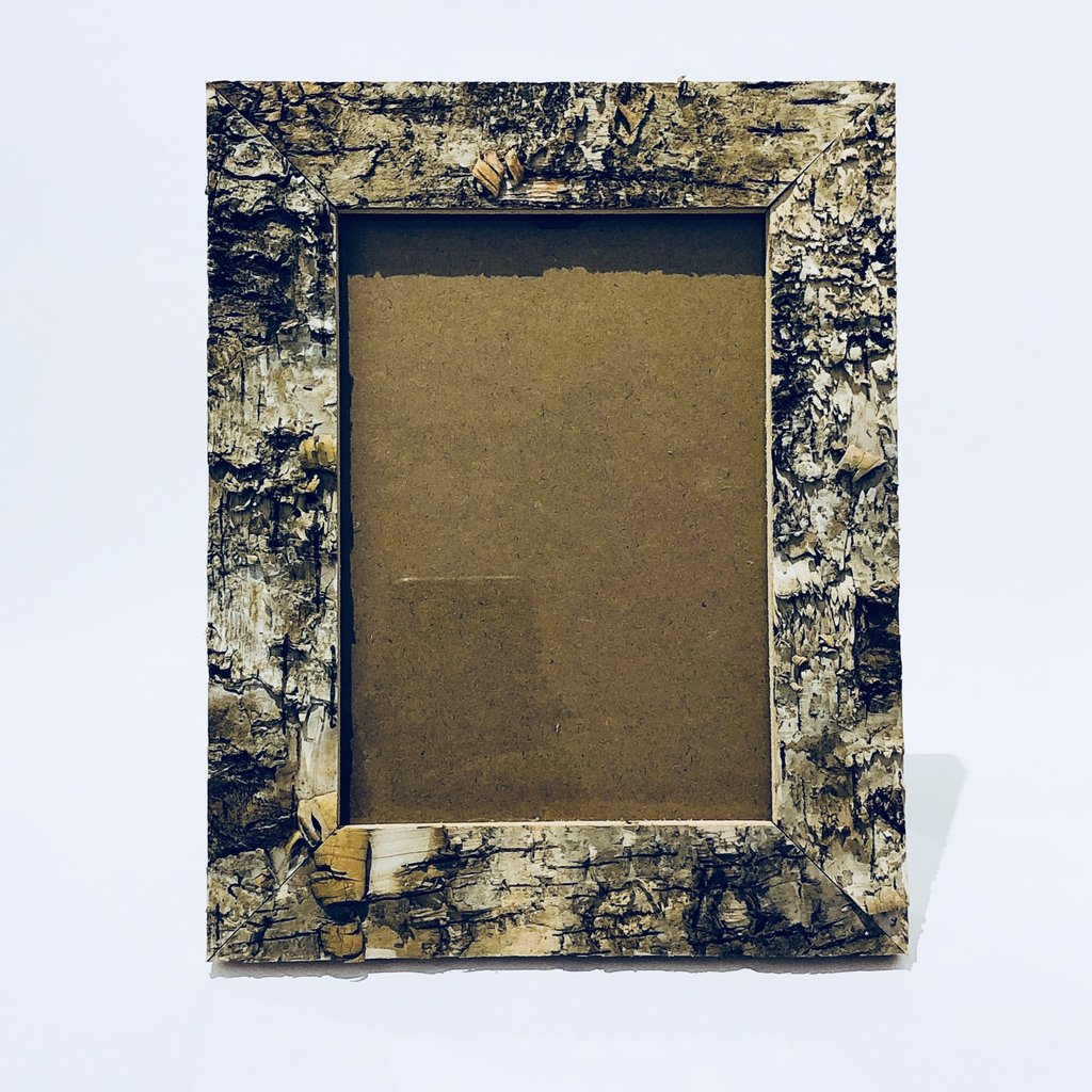 Birchbark Photo Frame - 5x7