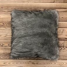 Faux Fur Large Cushion - Arya