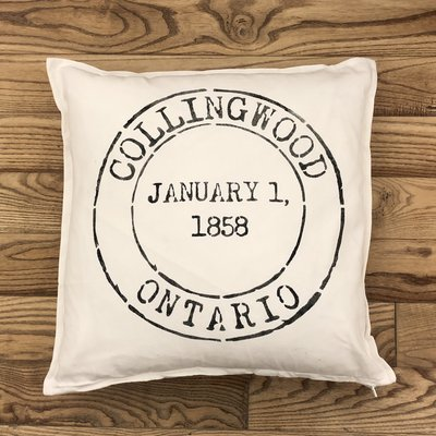 Collingwood Pillow - Assorted Colours