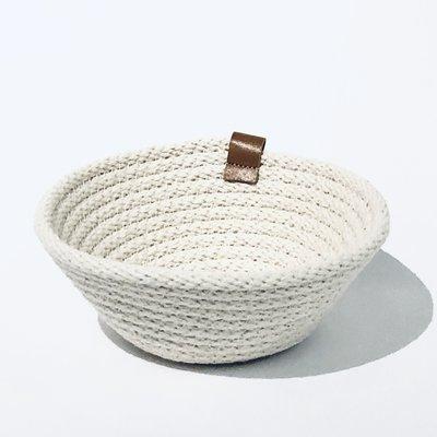 Woven Mini Basket