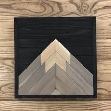 One Peak Mountain - Black
