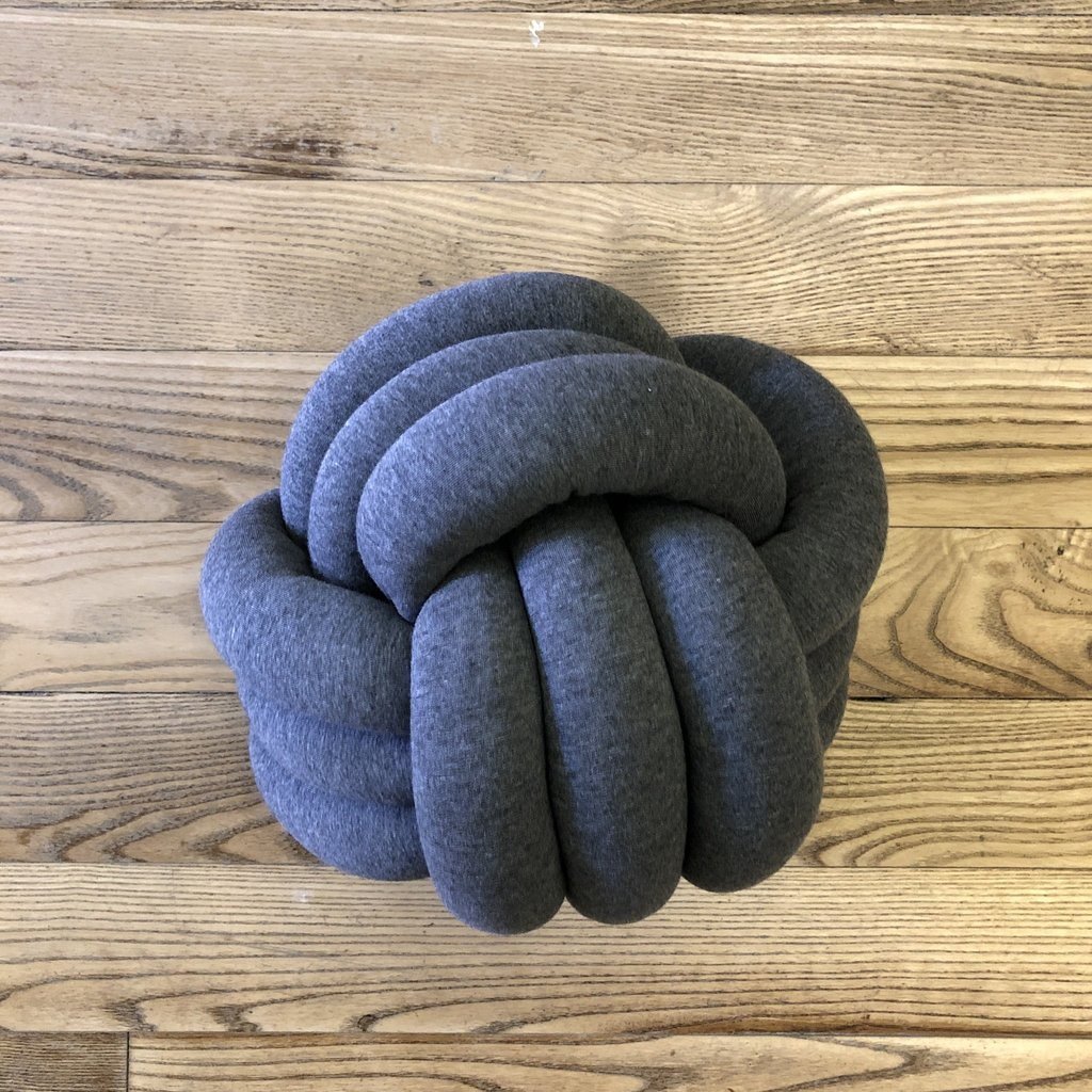 Grande Sphere Knot Pillow - Assorted Colours