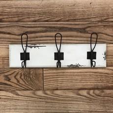 3 Hook Shelf