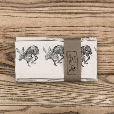 Running Hare Table Runner