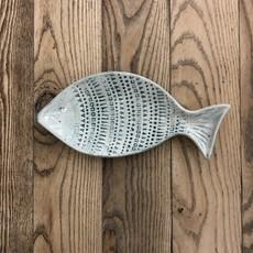 Florentine Fish Plate - Small
