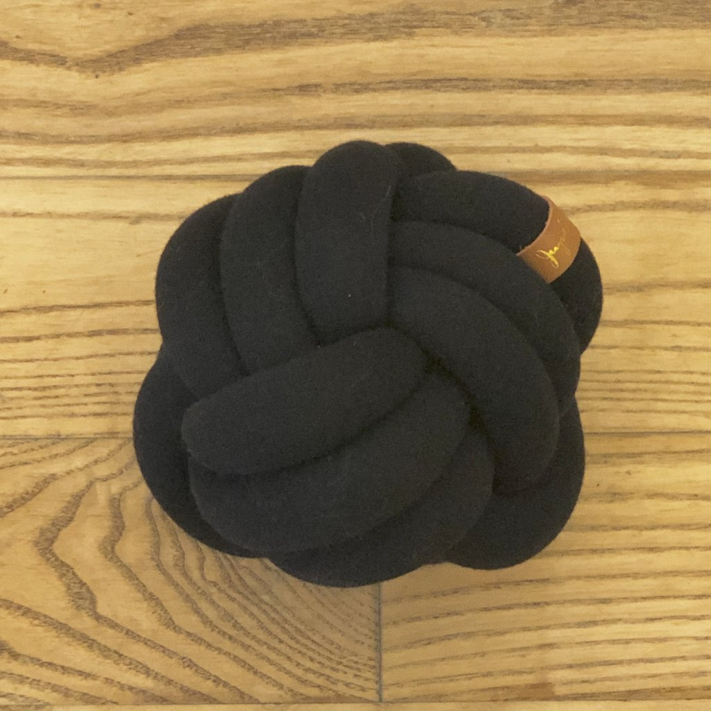 Mini Knot Pillow - Assorted Colours