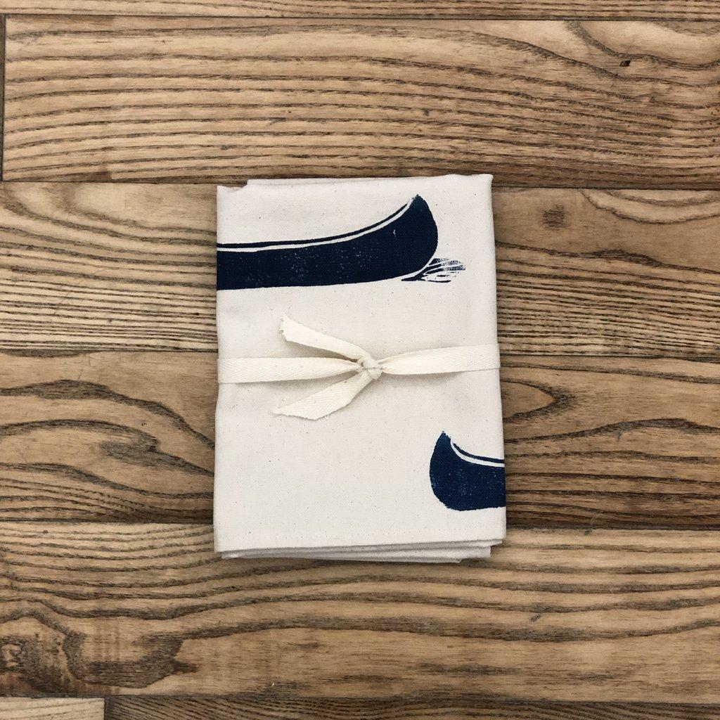 Tea Towels - Canoes & Chevrons