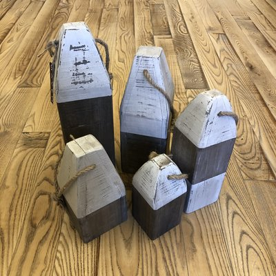 Wooden Buoys - Assorted Sizes