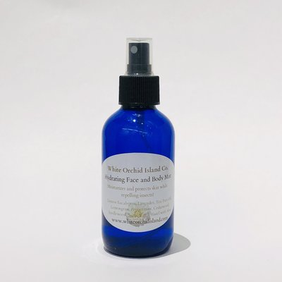 All Natural Insect Repellent Face & Body Mist