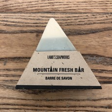 Lamb's Soapworks Mountain Soap Bar