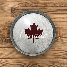 Canada Serving Tray