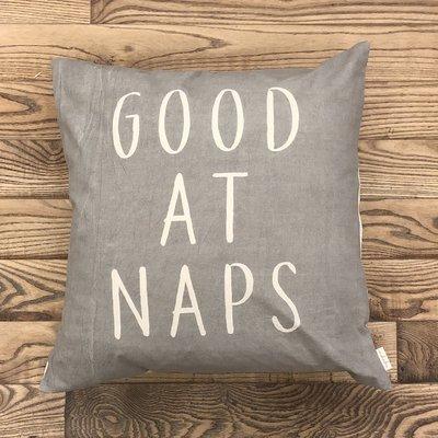 Good At Naps Pillow