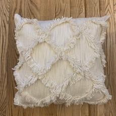 "Natural Soft Lines Pillow - 20"" x 20"""