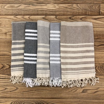 Turkish Towels - Assorted Colours