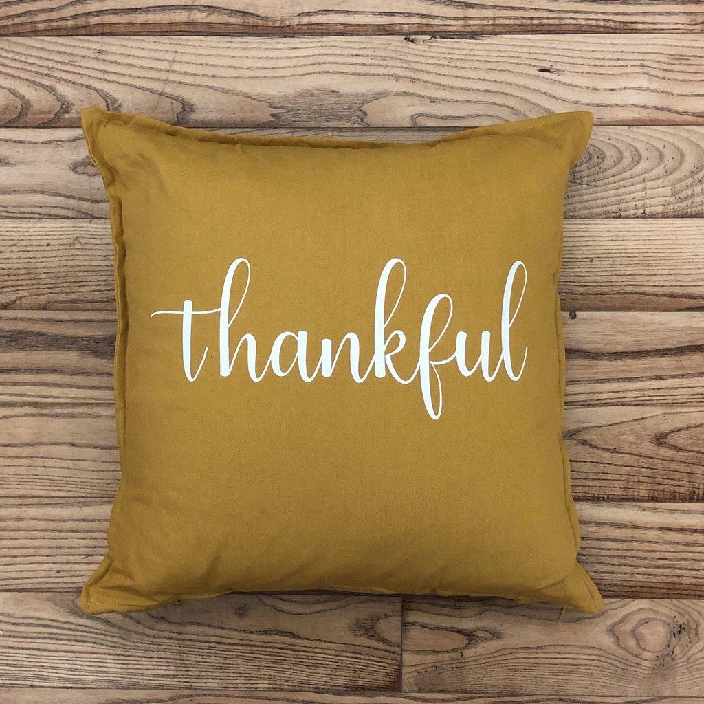 Thankful Pillow