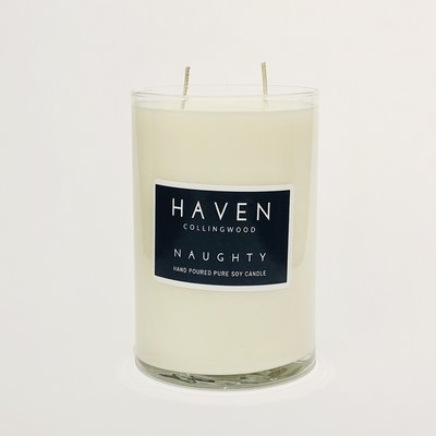 2-Wick Christmas Candles