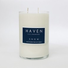 2-Wick Winter Candle
