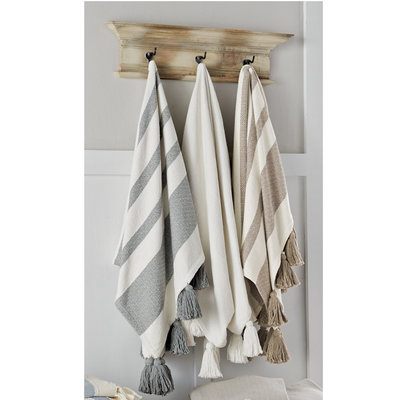 Tassel Throws