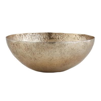 Decorative Gold Bowl