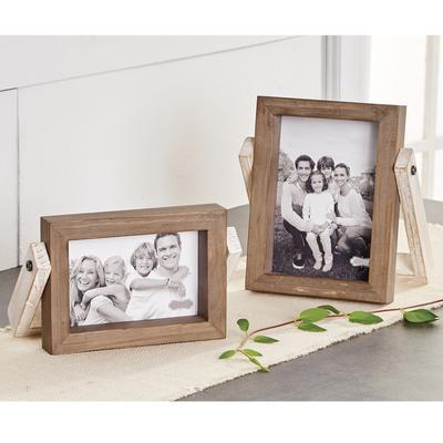 Easel Photo Frames