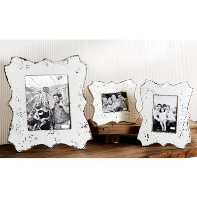 Scallop Photo Frames