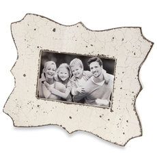 Scallop Photo Frames