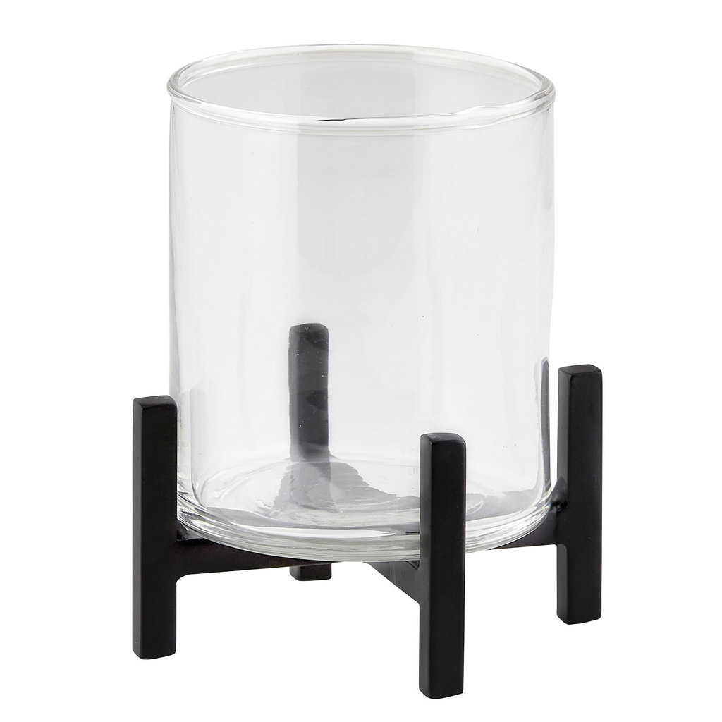 Short Tabletop Candle Holder