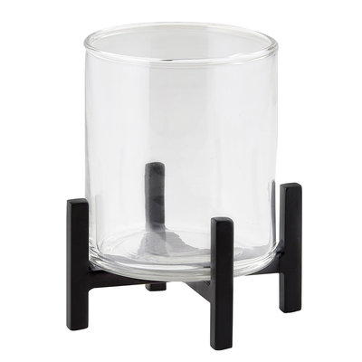 Short Tabletop Candle Holder