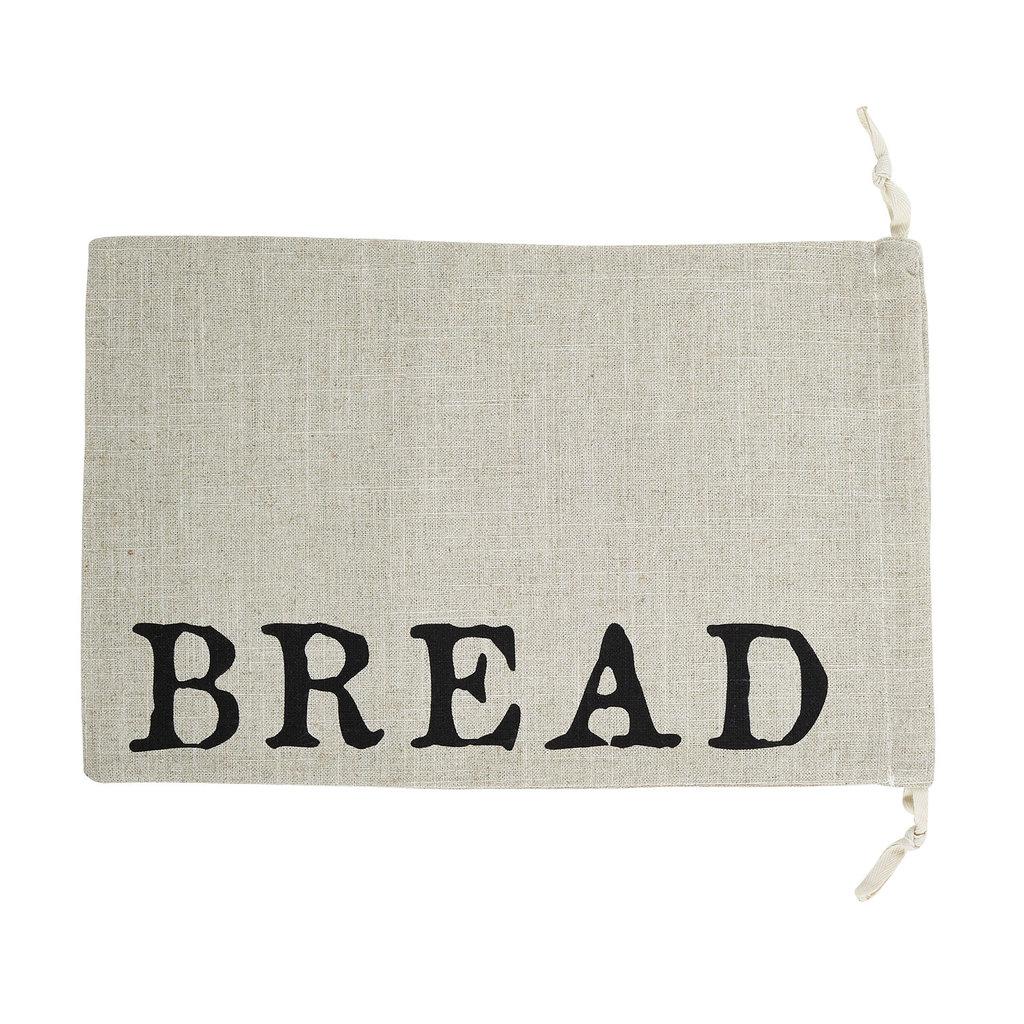 Large Draw String Bread Bag
