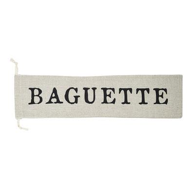 Draw String Baguette Bag
