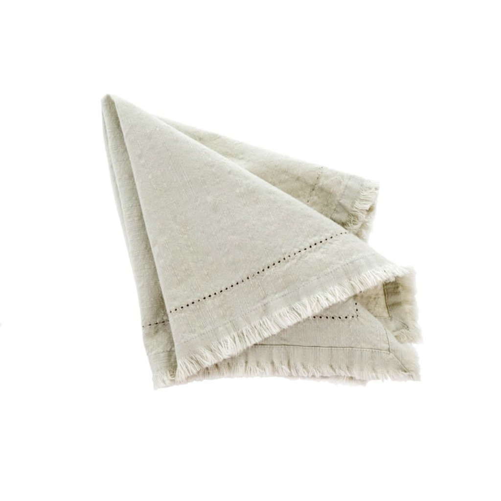 Frayed Edge Napkins