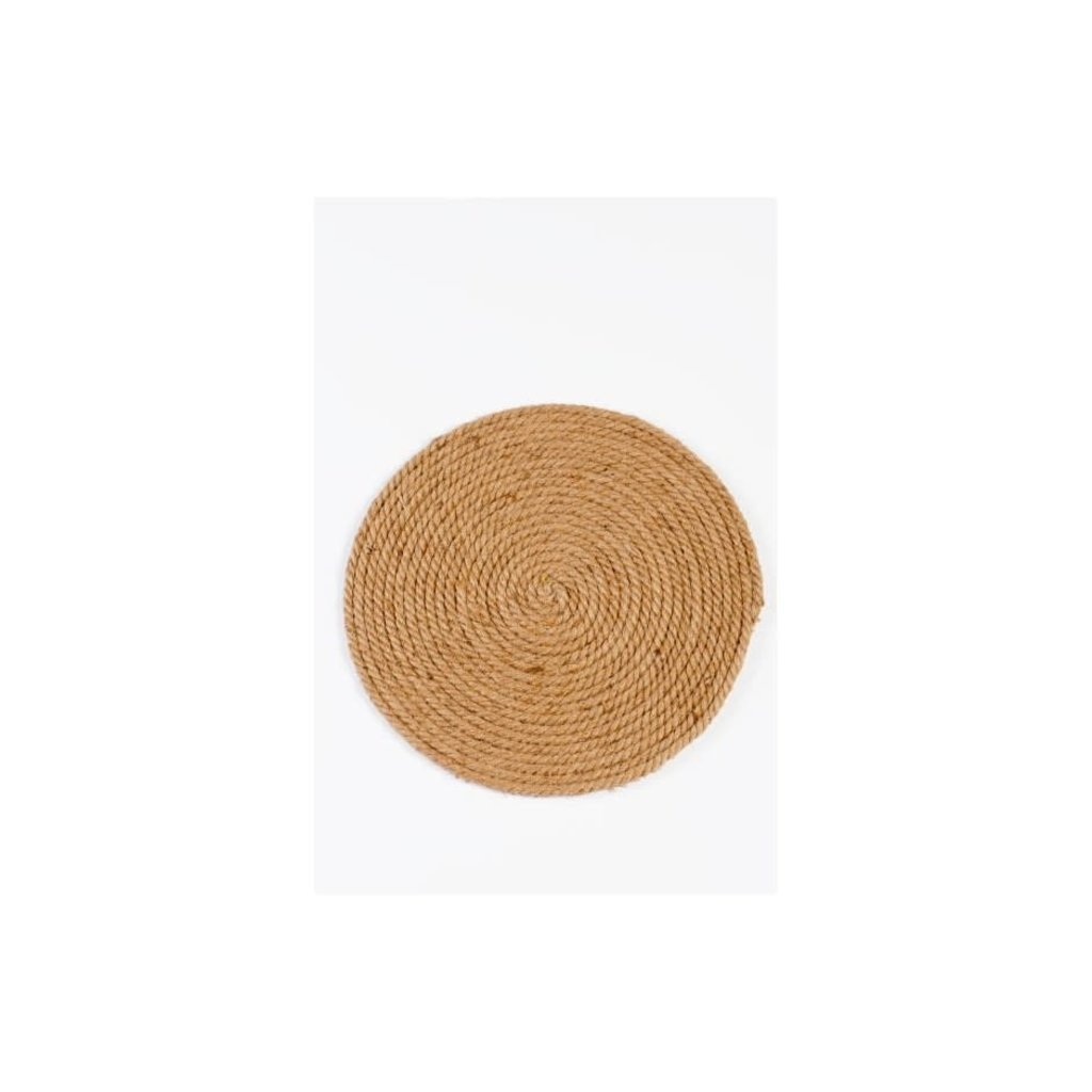 Round Jute Placemat