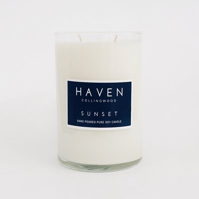 Soy Candles - Sunset