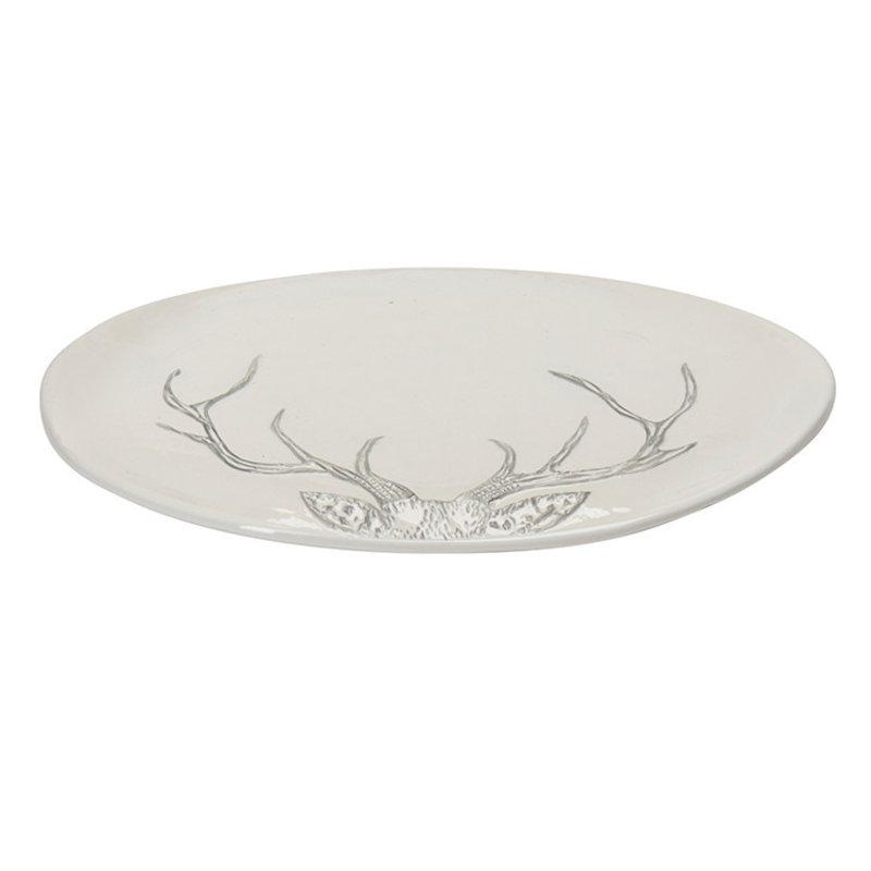 Medium Antler Serving Platter