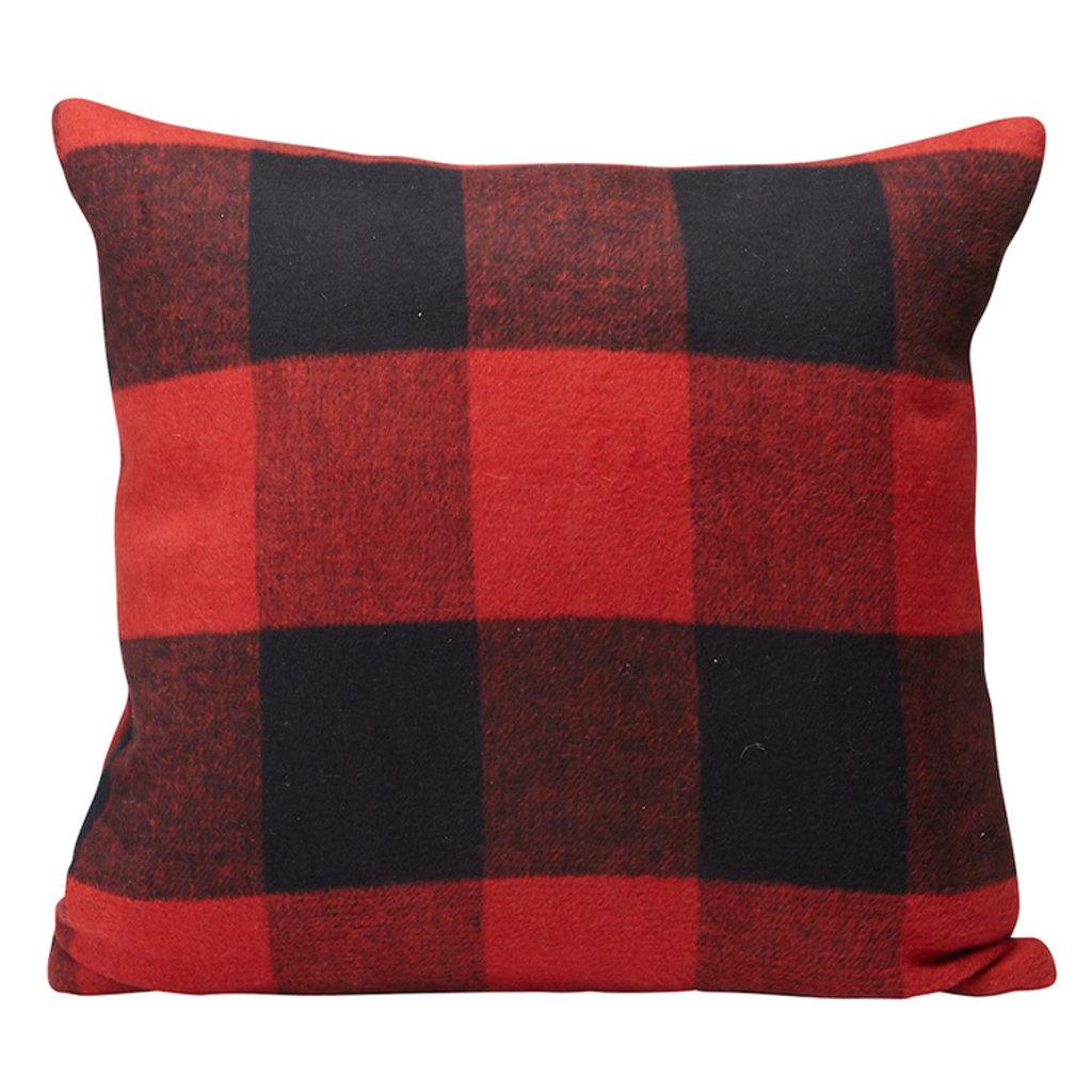 Buffalo Check Cushion