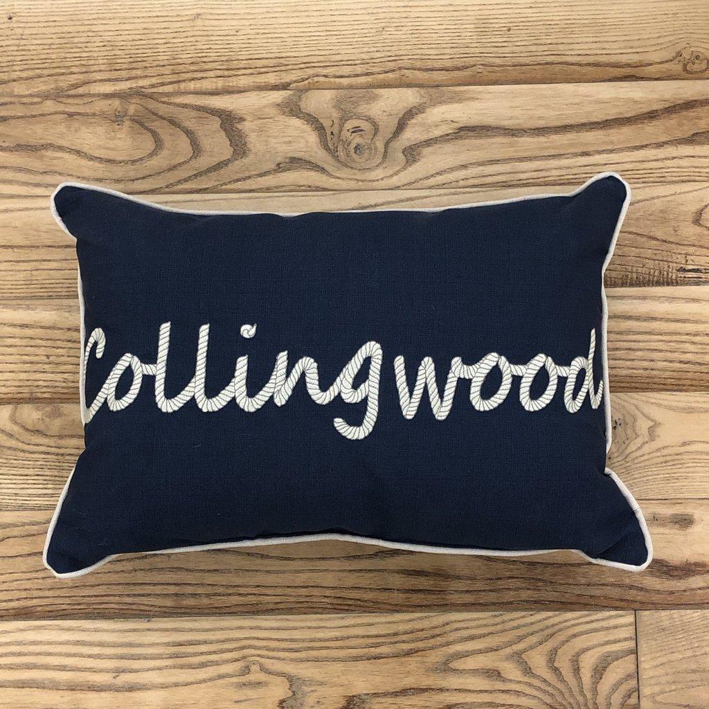 Destination Pillow