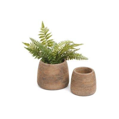 Rustic Cache Pots