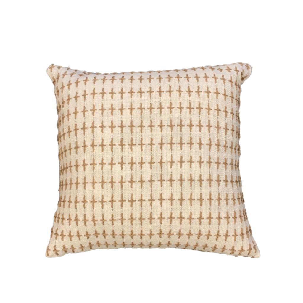 Natural Dobby Cushion